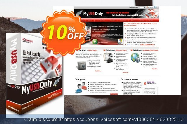 MyUSBOnly discount 10% OFF, 2020 January promotions