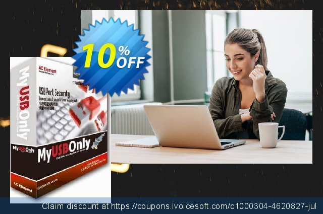 MyUSBOnly Virtual Appliance Edition discount 10% OFF, 2020 New Year's Weekend deals