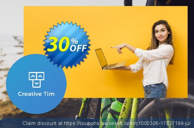 Creative-tim Angular Bundle Black Friday discount 30% OFF, 2020 Exclusive Student discount offering sales