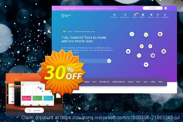 Material Dashboard PRO Laravel discount 30% OFF, 2019 Thanksgiving offering sales