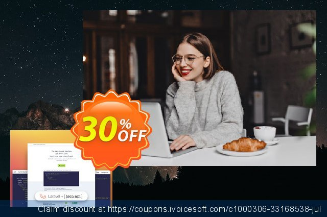 Headless CMS with Laravel JSON:API discount 30% OFF, 2021 New Year's Day offer