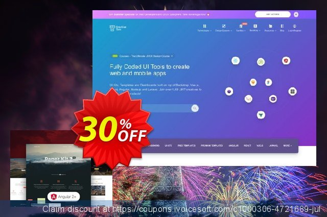 Paper Kit 2 PRO Angular discount 30% OFF, 2020 Labour Day promo sales