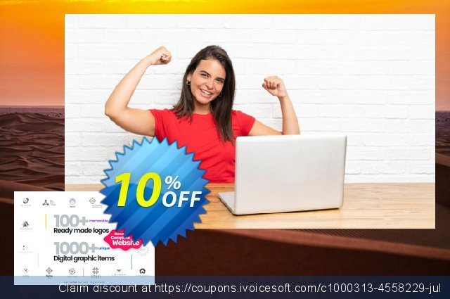 Logo Creator - Instant Download Extended License discount 10% OFF, 2020 Student deals promotions
