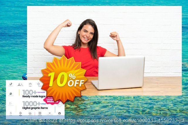 Get 10% OFF Logo Creator - Instant Download - Standard License deals