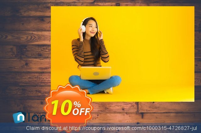 Nlance discount 10% OFF, 2020 College Student deals offer