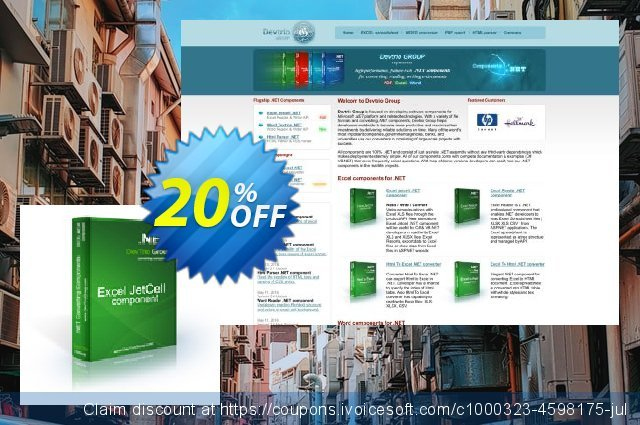 Excel Jetcell .NET - Developer License LITE discount 20% OFF, 2020 Exclusive Student deals offering sales
