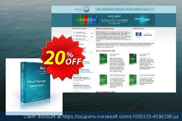 Html Parser .NET - Developer License LITE discount 20% OFF, 2020 Happy New Year offering sales