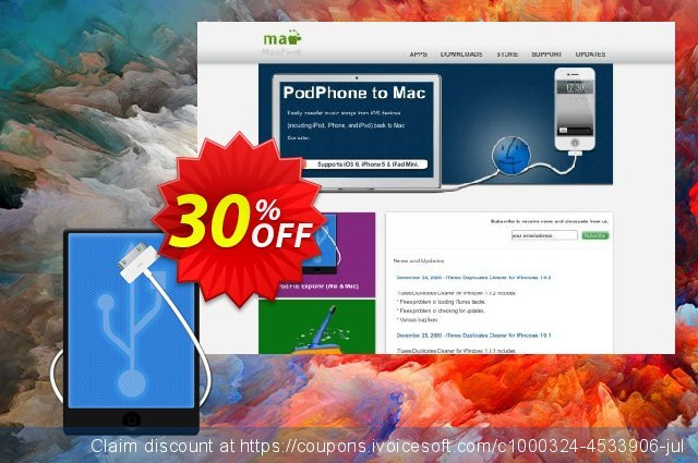 [30% OFF] iPad File Explorer for Mac Coupon code on Exclusive Student deals  promo, August 2019