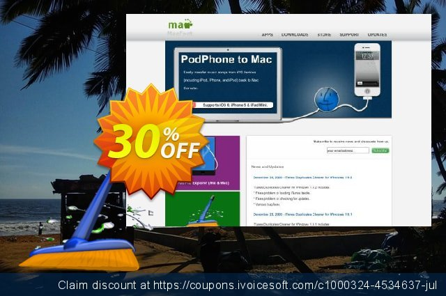 iTunes Duplicates Cleaner for Windows discount 30% OFF, 2020 Halloween sales