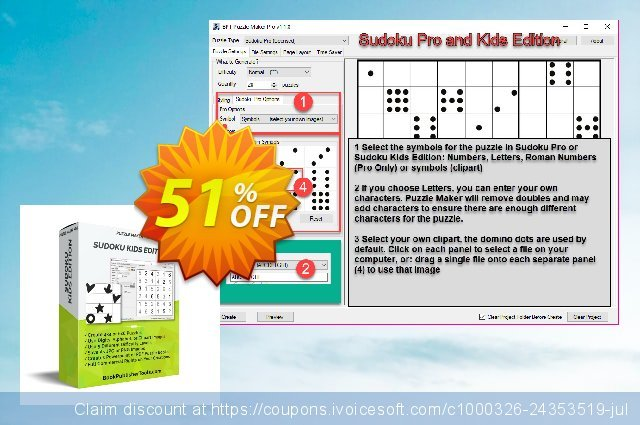 Puzzle Maker Pro - Sudoku Kids Edition discount 45% OFF, 2020 Halloween offer