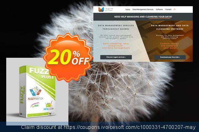 FuzzyMatch + DataClean - 1-year subscription  특별한   할인  스크린 샷