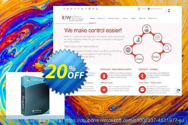 VisitLog - Visitor Management Software discount 20% OFF, 2020 Teacher deals promo sales