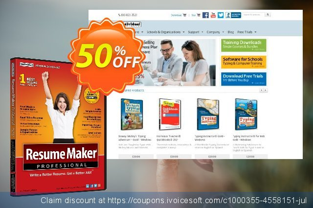 ResumeMaker Ultimate discount 30% OFF, 2020 College Student deals sales
