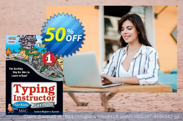 Typing Instructor for Kids Platinum (Mac)  훌륭하   매상  스크린 샷
