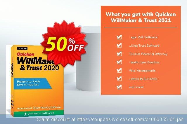 Quicken WillMaker & Trust 2021 for MAC  훌륭하   제공  스크린 샷