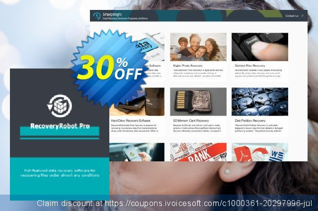 RecoveryRobot Pro [Home] discount 30% OFF, 2019 Student deals offering sales