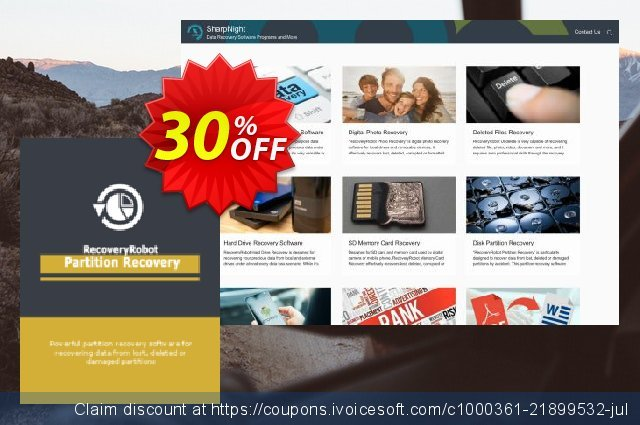 RecoveryRobot Partition Recovery [Expert] discount 30% OFF, 2020 Summer sales