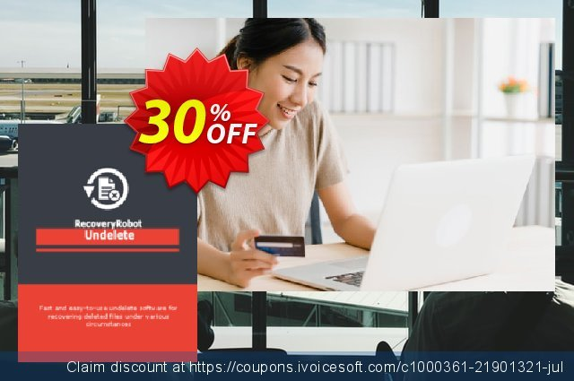 RecoveryRobot Undelete [Business] discount 30% OFF, 2020 Back to School offer offering deals