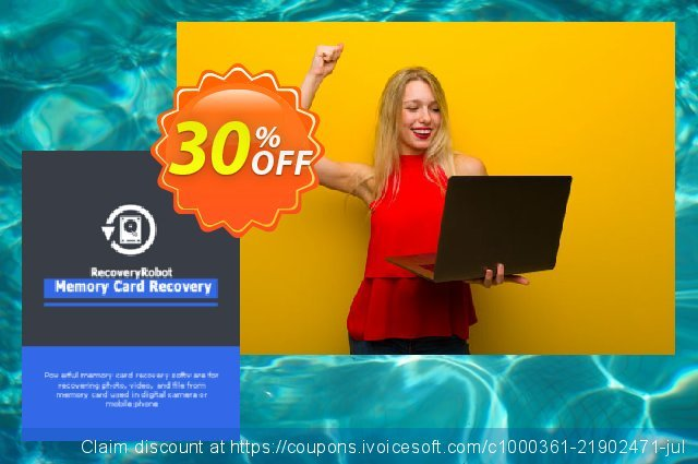 RecoveryRobot Memory Card Recovery [Business] discount 30% OFF, 2020 Halloween discounts