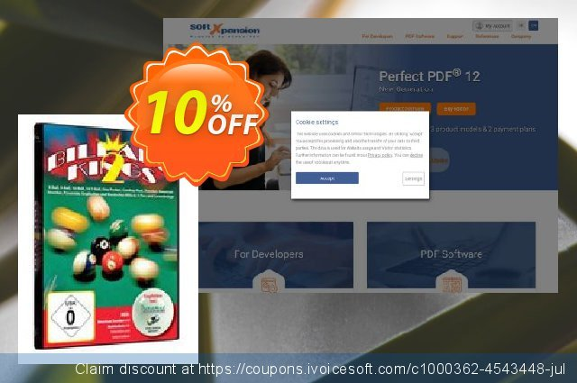 Billiard Kings 2 discount 10% OFF, 2021 Mother Day offering sales. Billiard Kings 2 (Download, English) excellent promo code 2021