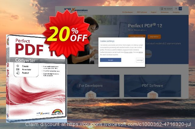 Perfect PDF 10 Converter discount 20% OFF, 2020 January offering sales