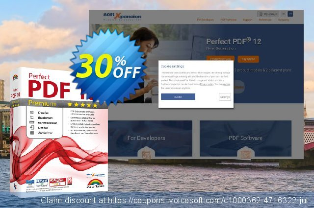 Perfect PDF Premium discount 30% OFF, 2021 Mother Day offer. Affiliate Promotion