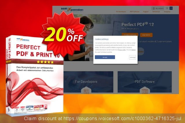 Perfect PDF & Print 10 discount 20% OFF, 2021 Valentines Day offer
