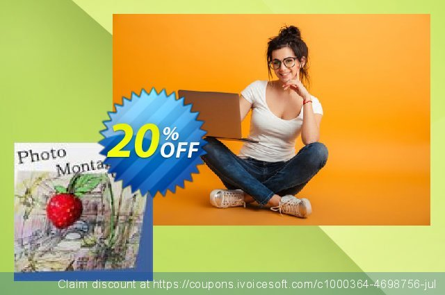 Photo Montage Guide discount 20% OFF, 2021 New Year's Day promotions