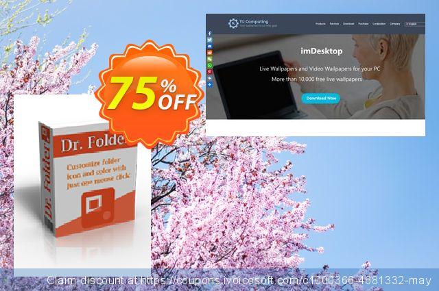 Dr. Folder (1 Year/3 PCs) 美妙的 产品销售 软件截图
