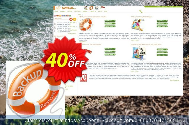 APBackup Home License discount 40% OFF, 2020 Student deals deals