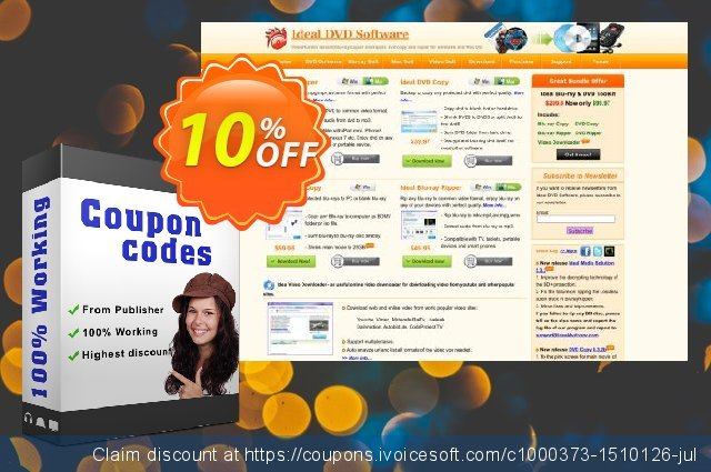 IdealM Backup+ iPod Converter (license key) discount 10% OFF, 2020 Back to School offer offering sales
