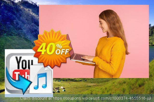 iFunia YouTube to MP3 Converter for Mac discount 40% OFF, 2020 Christmas Day offering sales