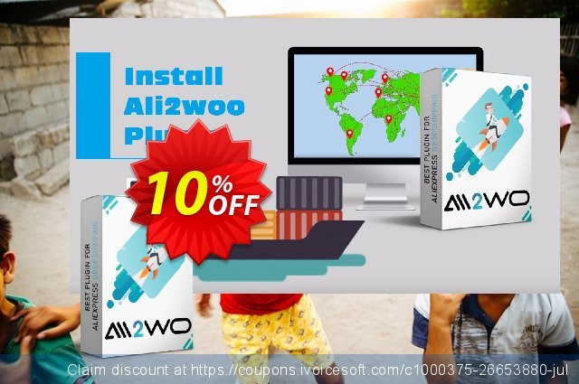 Ali2Woo Dropshipping Store (Pro) discount 10% OFF, 2021 January offer