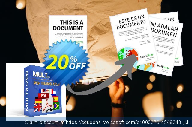 Multilizer PDF Tradutor Padrão discount 20% OFF, 2020 Year-End discount