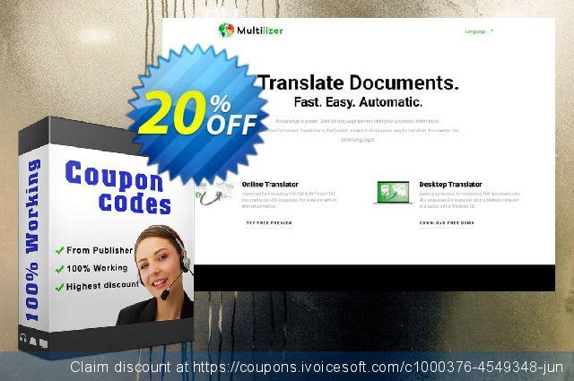 Multilizer PDF Translator Standard (Türkçe)  신기한   제공  스크린 샷