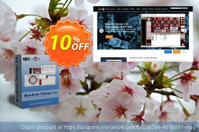 Roulette Xtreme 2.0 - System Designer discount 10% OFF, 2020 Labour Day offering sales