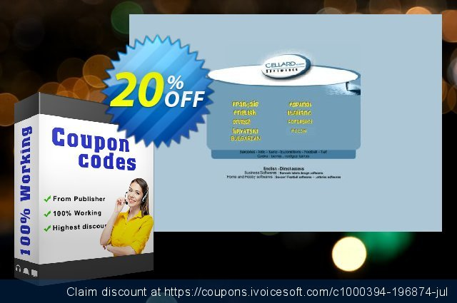ECOKENO CD discount 20% OFF, 2020 Back to School deals offering sales