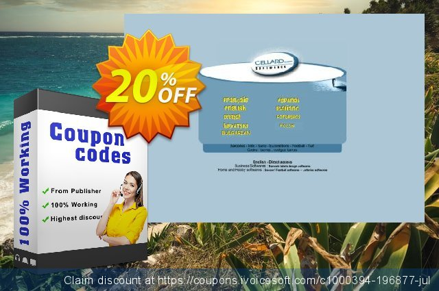 ECORAPIDO CD discount 20% OFF, 2020 Back to School coupons offering sales