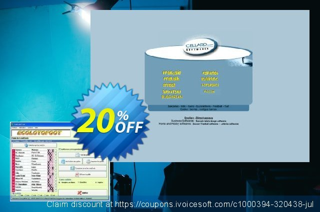 ECOLOTOFOOTUS-CD discount 20% OFF, 2020 Back-to-School promotions promotions
