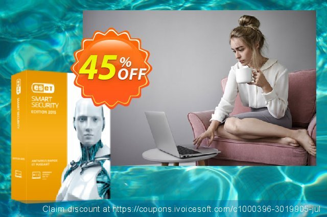 ESET Smart Security - Nouvelle licence 3 ans pour 4 ordinateurs  서늘해요   할인  스크린 샷