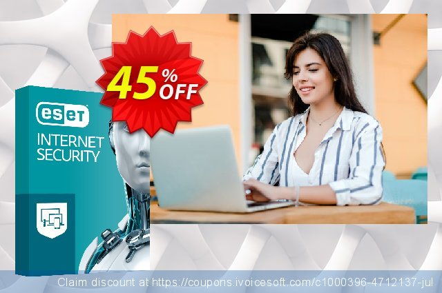 ESET Internet Security - Abonnement 3 ans pour 4 ordinateurs  최고의   촉진  스크린 샷