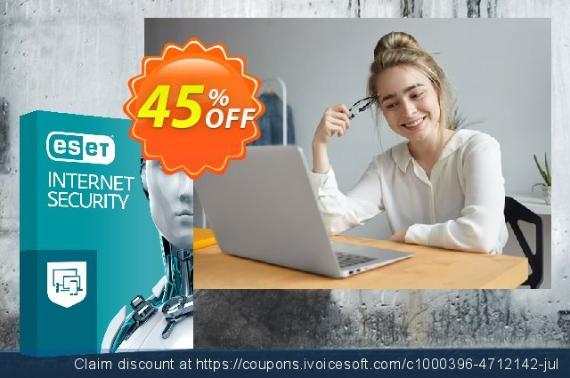 ESET Internet Security - Abonnement 3 ans pour 5 ordinateurs  훌륭하   할인  스크린 샷