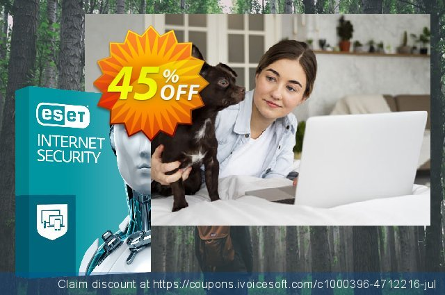 ESET Internet Security - Renew 1 Year 5 Devices  신기한   할인  스크린 샷