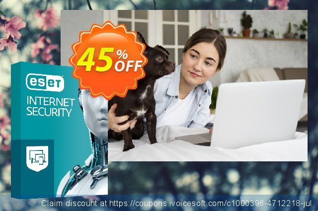 ESET Internet Security - Reabonnement 3 ans pour 5 ordinateurs 대단하다  매상  스크린 샷