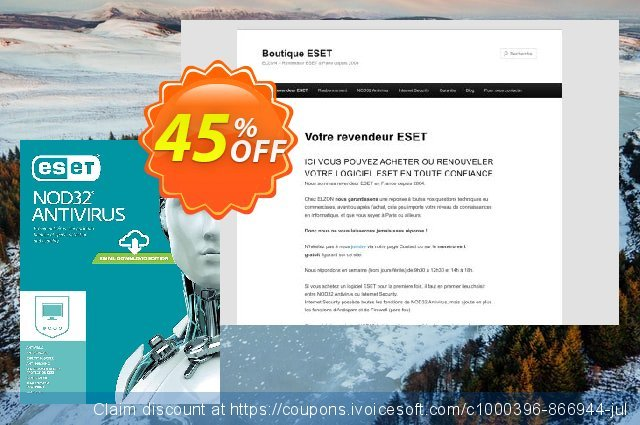 ESET NOD32 Antivirus - Renew 1 Year 1 Device  위대하   할인  스크린 샷