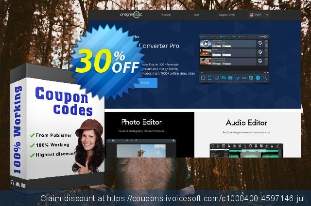 Program4Pc DJ Audio Editor discount 30% OFF, 2019 Halloween promotions
