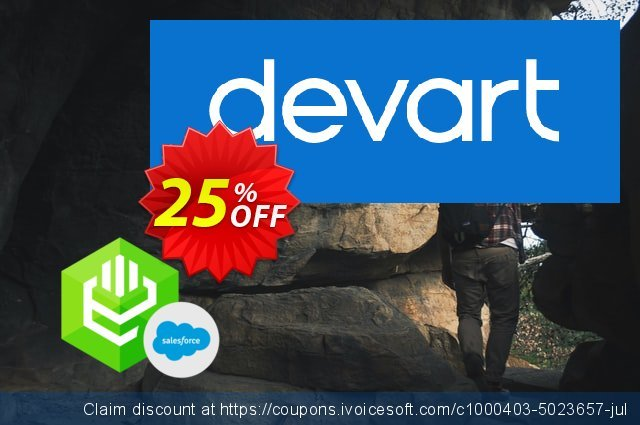 ODBC Driver for Salesforce discount 10% OFF, 2021 Easter day promotions