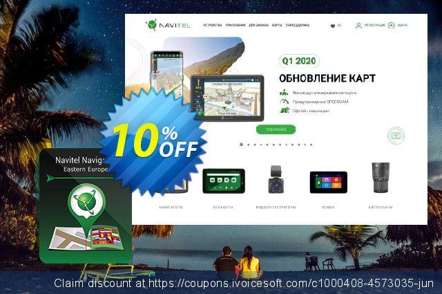 Navitel Navigator. Eastern Europe discount 10% OFF, 2020 Teacher deals discount