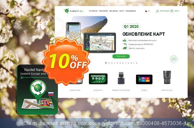 Navitel Navigator. Eastern Europe and Russia discount 10% OFF, 2019 Halloween offering deals