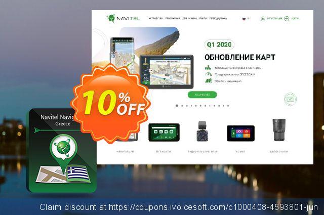 Navitel Navigator. Greece discount 10% OFF, 2019 Halloween offering discount